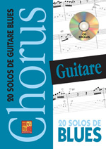 Chorus - 20 solos de blues à la guitare