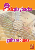 Music playbacks - Guitare blues