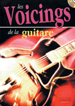 Les voicings de la guitare